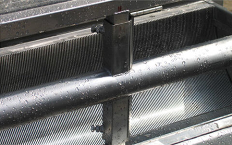 Pro-SLOT® wedge wire trough screen