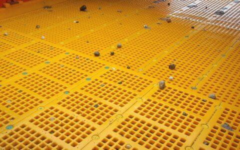 Полиуретановые модульные сита Pro-CLIN