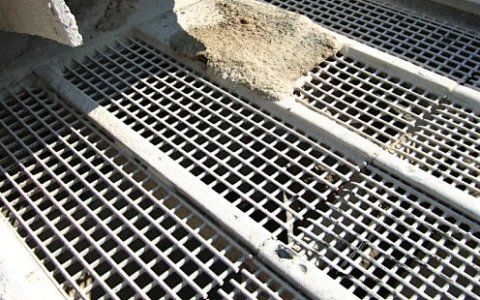 Tytan - welded screens -for aggregates classification