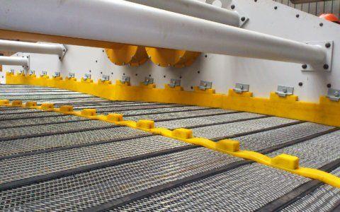 Арфообразные сита - система креплением Pro-CLIN
