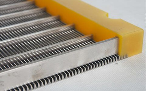 Pro-SLOT® wedge wire screen Pro-CLIN system