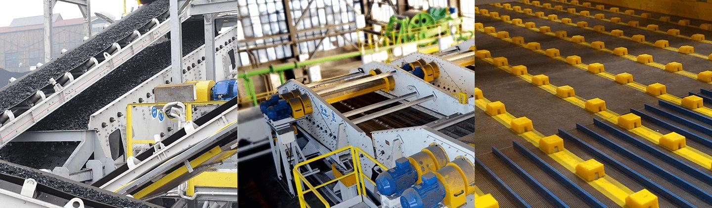 Sita przemysłowe w branży górniczej