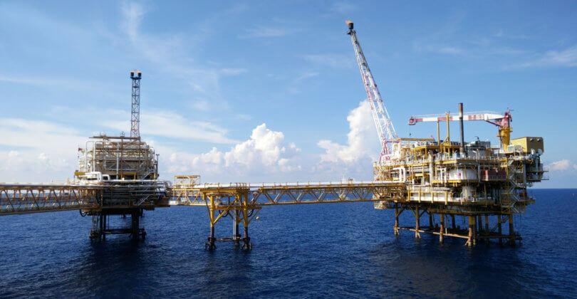 Sita zabezpieczające proces wydobycia ropy i gazu